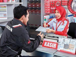 biaya service motor