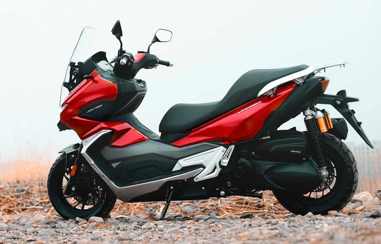 Honda ADV 350 Terbaru